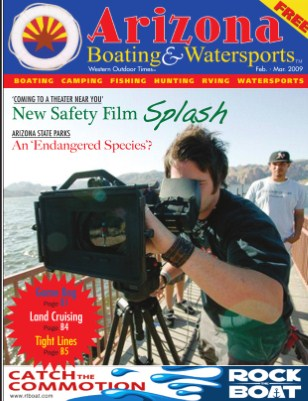 Arizona Boating & Watersports February 2009 Issue