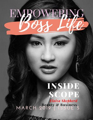 Empowering Boss Life | March 2019 | Issue 5