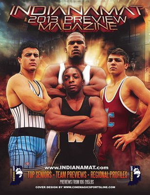 IndianaMat 2013 Preview Magazine
