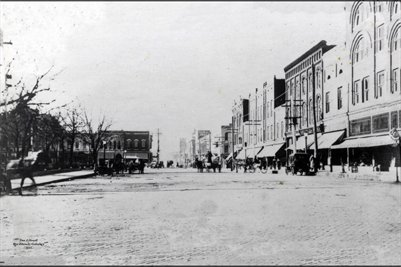 Mayfield, Kentucky about 1900