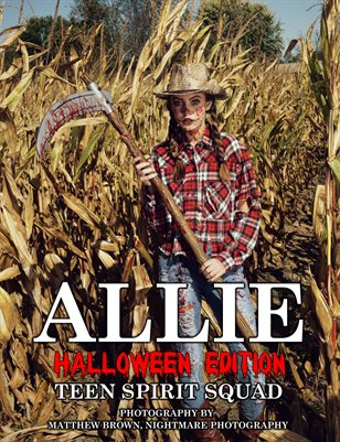Killer Scarecrow (Allie) - Halloween Edition | Teen Spirit Squad