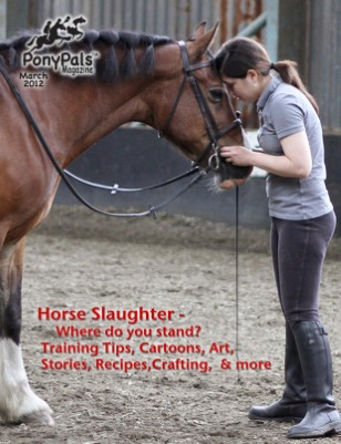 March 2012 - Pony Pals Magazine - Volume 1 #10