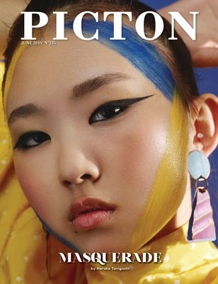 Picton Magazine June 2019 BEAUTY N135 Cover 2