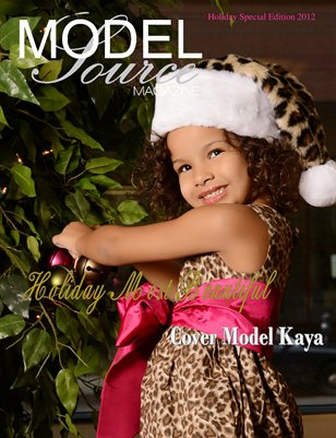 Model Source Special Edition Holiday Most Beautiful 2012