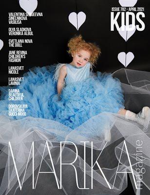MARIKA MAGAZINE KIDS (ISSUE 782 - APRIL)