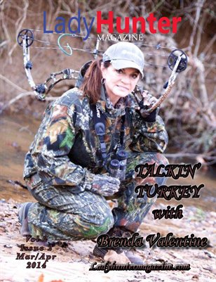 Lady Hunter Magazine March April 2014