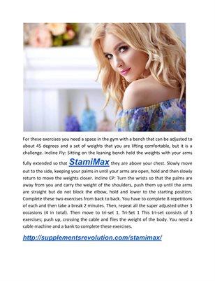 supplementsrevolution.com/stamimax/