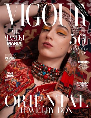 Fashion & Beauty | October Issue 29