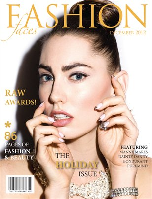 FASHION FACES December 2012