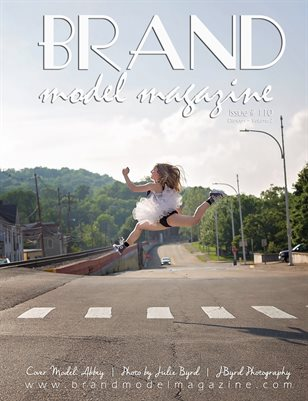 Brand Model Magazine  Issue # 110, Dancers - Vol. 2
