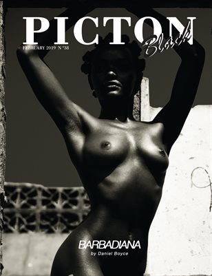 Picton Magazine FEBRUARY 2019 N38 BLACK Cover 2
