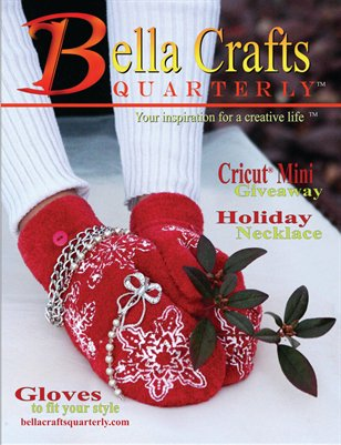 Bella Crafts Quarterly - Winter Joruney