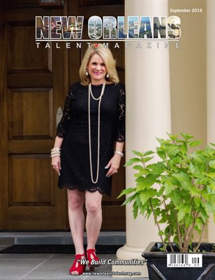 New Orleans Talent Magazine September 2016 Edition