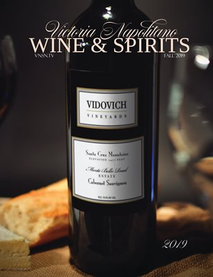 Victoria Napolitano Wine and Spirits