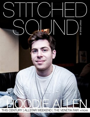 Stitched Sound Print Issue #6: Hoodie Allen