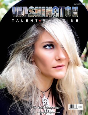 Washington DC Talent Magazine June 2016 Edition