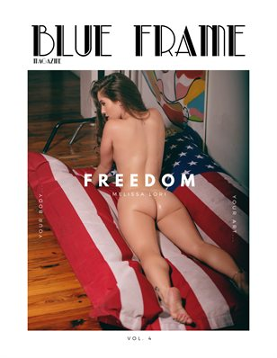 Blue Frame Magazine Vol. 4 ft. Melissa Lori
