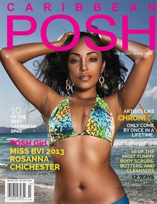 Caribbean Posh: The Body Issue 2014