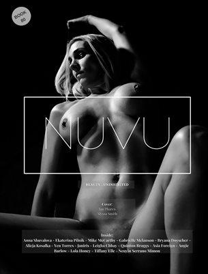 Nuvu Magazine Volume 80 Featuring Alyssa Smith