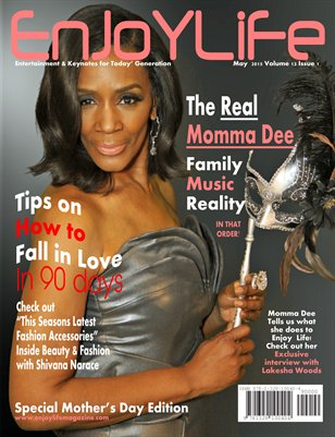 Enjoy Life Magazine Volume 13 Issue 1