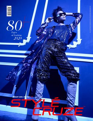 January 2020 Issue (Vol: 39) | STYLÉCRUZE Magazine