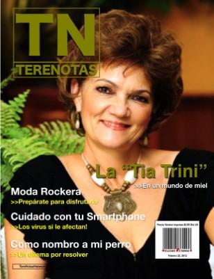 La Tia Trini... En un mundo de miel