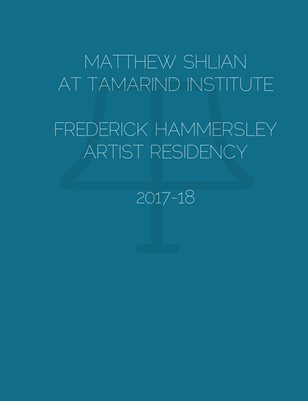 Matthew Shlian at Tamarind Institute