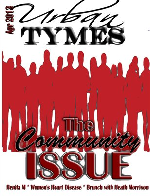 Apr 2013 Issue-In The Community