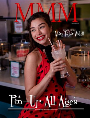 Pinup All Ages Issue