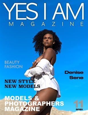 YES I AM Magazine issue 11