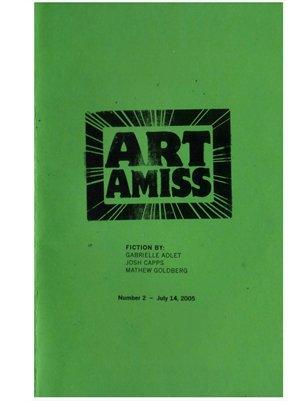 Art Amiss #2