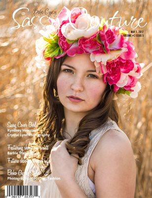 Sassy Couture Magazine | May 2017 | Volume 2 Issue 5 | Gypsy Issue