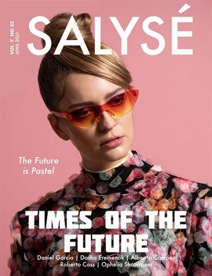 SALYSÉ Magazine | APRIL 2021 | VOL 7 NO 32