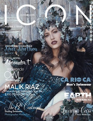 ICON MAG July/Aug 2016