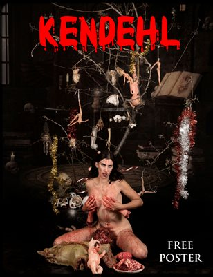 Kendehl - A Christmas Horror | Bad Girls Club Magazine