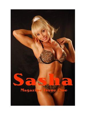 Sasha Magazine Premiere Issue