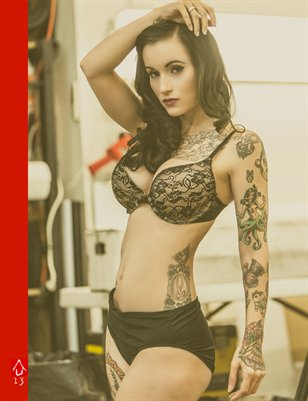 Issue 13: Miss Sammie Lyn