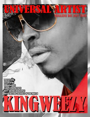 UAM - KINGWEEZY ISSUE NUMBER 2