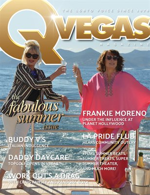 QVegas | The Summer Issue | June 2016