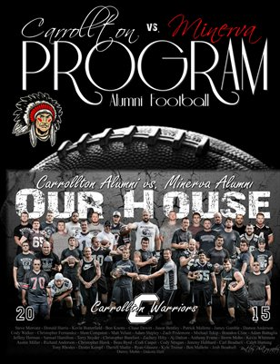 2015 Carrollton vs. Minerva Alumni Program