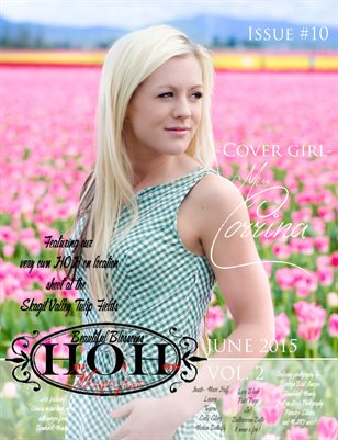 Hell on Heels Magazine June 2015 Issue #10 Beautiful Blossoms VOL.2