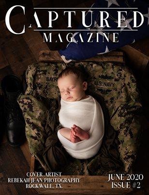 Captured Magazine - Issue 2