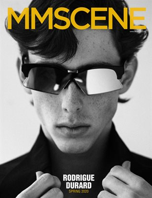 MMSCENE SPRING 2020: RODRIGUE DURARD THIRTY-FOUR