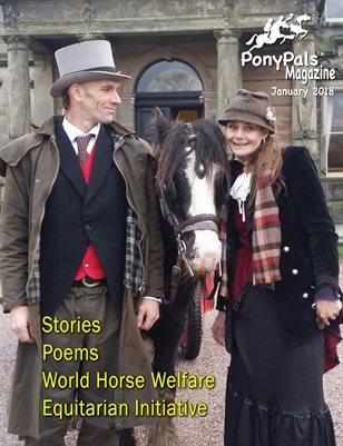 January 2018 Pony Pals Magazine - Vol.7#8