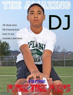 Future Prime Time Preps Magazine March 2012 Issue -DJ Cover