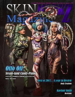 December Issue of SkinMarkZ Magazine - Issue 32