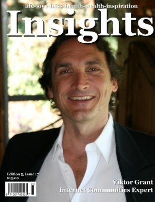 Insights Magazine - Viktor GRant
