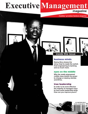 Executive Management Magazine