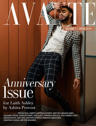 Laith Ashley Anniversary Issue 2019