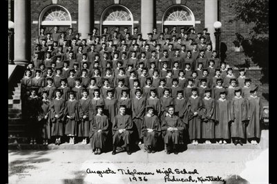 1936 Augusta Tilghman High School, Paducah, Kentucky